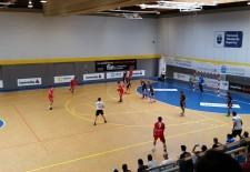 Balonmano Nava salva un punto en el último segundo ante Alcobendas