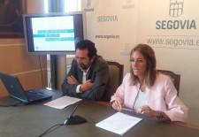 Juan Antonio Miranda y Raquel Fernández