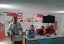 Dimiten dos componentes de la Ejecutiva Provincial del PSOE