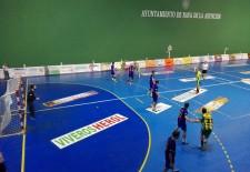 Balonmano Nava cae eliminado de la Copa del Rey