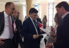La Diputación pedirá al Sacyl un pediatra para el Real Sitio de San Ildefonso