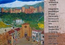 Federico García Lorca protagoniza una exposición en Ayllón