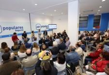 El Director General de Juventud participa en un foro de deporte y juventud organizado por el PP de Segovia