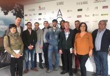 La Concejalía de Turismo y los hosteleros de Cuéllar visitan Toro para preparar la próxima edición de las Edades del Hombre
