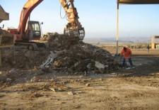 La Comisión de Medio Ambiente y Urbanismo aprueba la ampliación de una planta residuos de construcción en Madrona