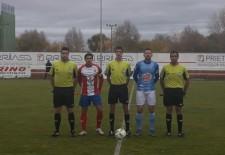 Atlético Tordesillas 0 – Gimnástica Segoviana 5 / Los gimnásticos siguen con paso firme