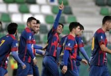 Gimnástica Segoviana 4 – Bupolsa 0 / La Sego prosigue con su maravillosa rutina goleadora