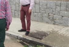 El PSOE denuncia que el Ayuntamiento de Aguilafuente lleva cinco meses sin arreglar una avería de agua