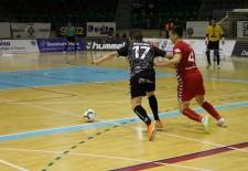 Un solitario gol de Buitre le da la victoria a Naturpellet Segovia