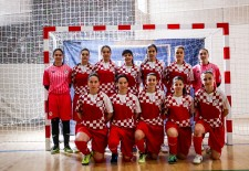 Seis jugadoras segovianas en la preselección regional de fútbol sala sub 21