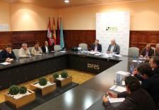 Primera reunión del Comité Ejecutivo de la Federación Empresarial