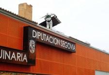 La Diputación destina 86.197 euros a la rehabilitación de las naves de infraestructuras y obras en Quitapesares