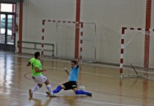 Naturpellet Cuéllar logra una cómoda victoria 6-2 sobre el Xove