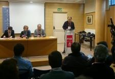 El PSOE apunta al empleo, las pensiones y la educación como principales retos de futuro