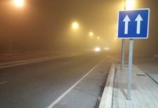 La niebla dificultará el tráfico en las carreteras segovianas