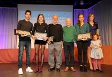 Seis segovianos premiados en la gala del atletismo de Castilla y León