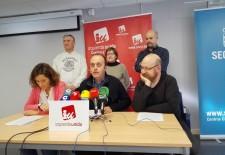 José Ángel Frías encabeza la nueva dirección provincial de IU Segovia