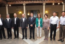 China se interesa por el turismo rural de Segovia
