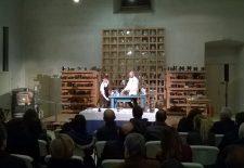 Fusión entre gastronomía y vidrio de la mano de Rubén Arnanz