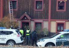 La Guardia Civil registra una vivienda en La Pradera de Valsaín en la operación antiyihadista