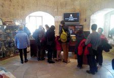 Cuéllar y Sepúlveda se reafirman en turismo durante el puente de diciembre con unos 2.500 visitantes