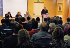 El PSOE pide medidas reales y eficientes para acabar con la sangría de la despoblación en la provincia
